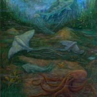 Underwater-Seascape