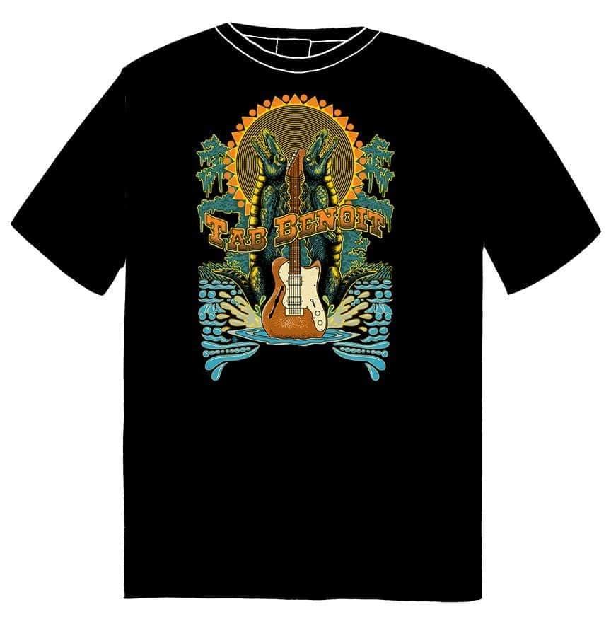 Tab-Benoit-gator-Shirt